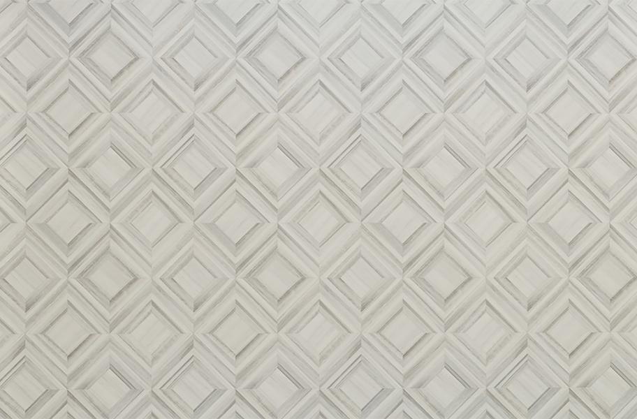 White Bedroom Flooring: Mannington Revive 12' Luxury Vinyl Sheet