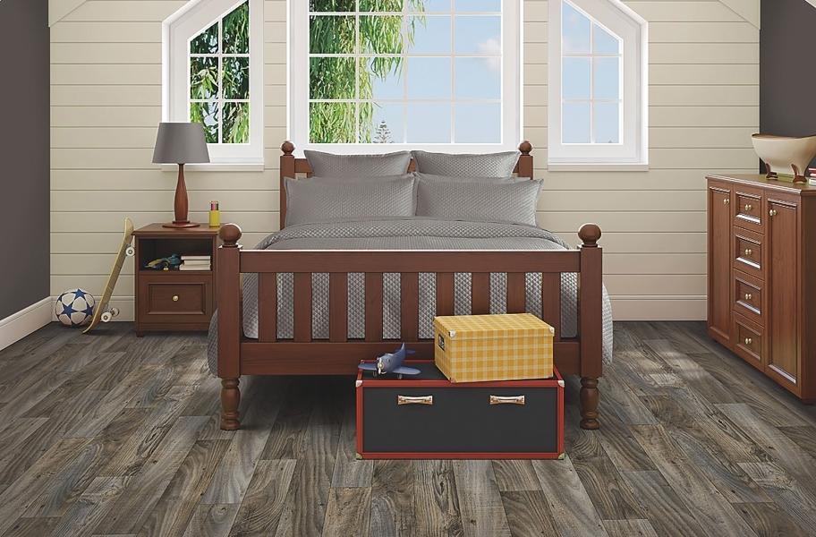 Vinyl Sheet Bedroom Flooring: Mohawk Versatech 13' 2