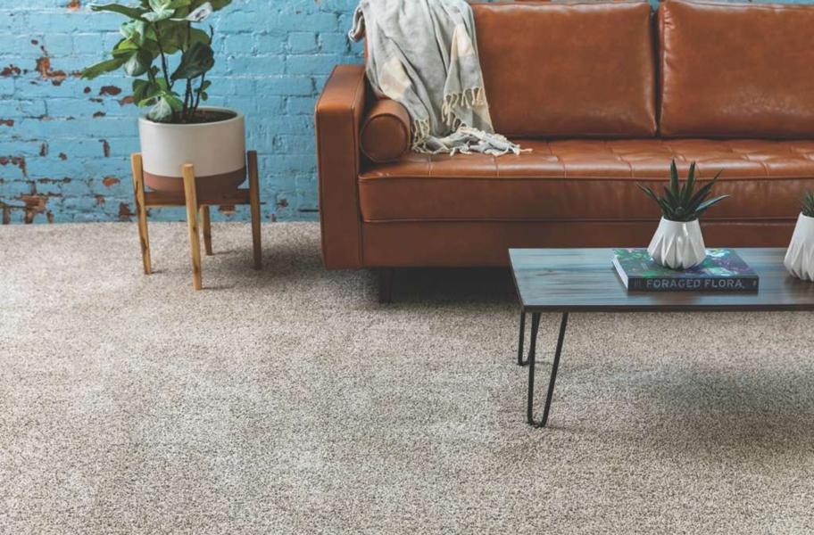 Retro Carpet Flooring: Shaw Floorigami It's Magic Carpet Plank